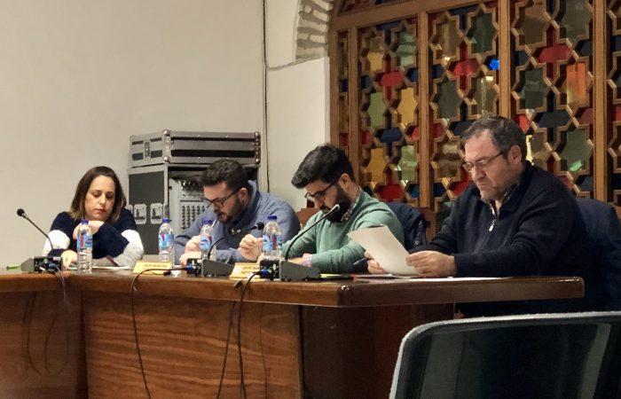 """Jesús Mª Díaz: """"No entendemos cómo se propone amortizar el doble del dinero recomendado por Intervención»"""
