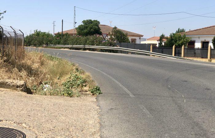 Jóvenes por la Colonia propondrá en Pleno la instalación de elementos reductores de velocidad en la carretera de Silillos